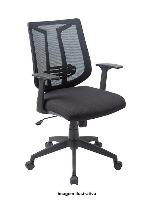 cadeira giratoria aika e1576735985891 - Cadeira Gamer CS1005 com apoio para os pés na base