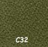 C32 1 - Cadeira Sephia Presidente Giratória