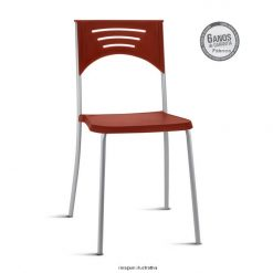 Cadeira Bliss Vermelha 1 247x247 - Cadeira fixa Bliss