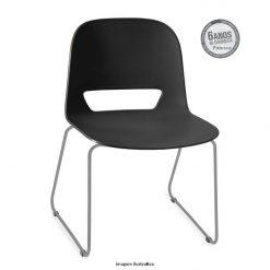 Cadeira Kind preta 247x247 - Cadeira Kind