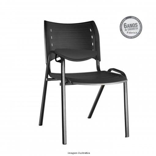 Cadeira Universitaria Iso com prancheta escamoteável 510x510 - Cadeira Iso Universitária prancheta Fixa ou Escamoteável
