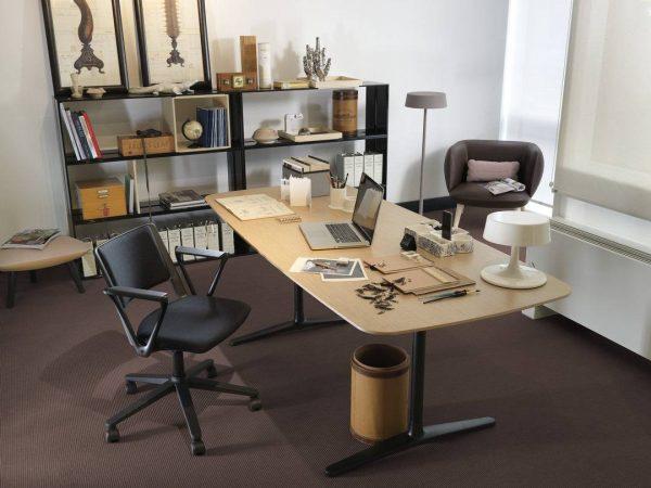 Cadeira Up ambiente 4 600x450 - Cadeira UP Giratória com braços