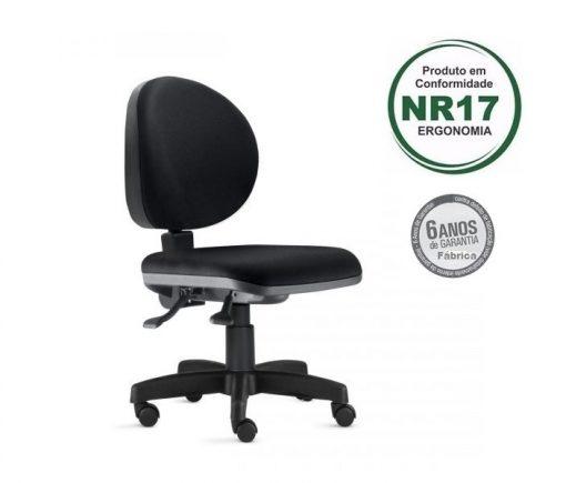 Cadeira ergonomica 323 sem bracos 1 510x435 - Cadeira 323 Executiva Giratória Ergonômica com braços
