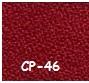 Vermelho CP 46 1 - Longarina Zip Executiva com 3 lugares sem braços