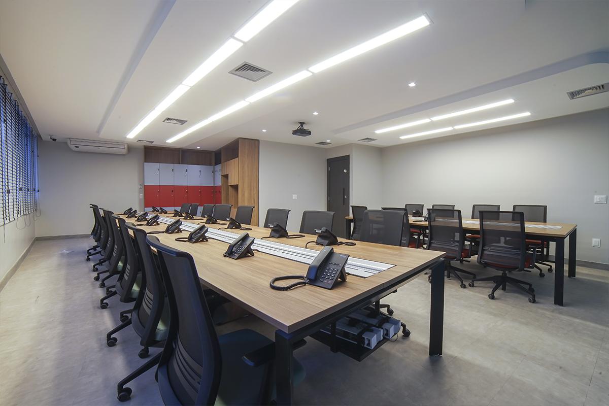 Cadeira Agile ambiente 5 - Poltrona Presidente Agile