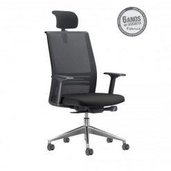Cadeira Agile com apoio de cabeça 1 247x247 - Poltrona Presidente Agile com Apoio de Cabeça