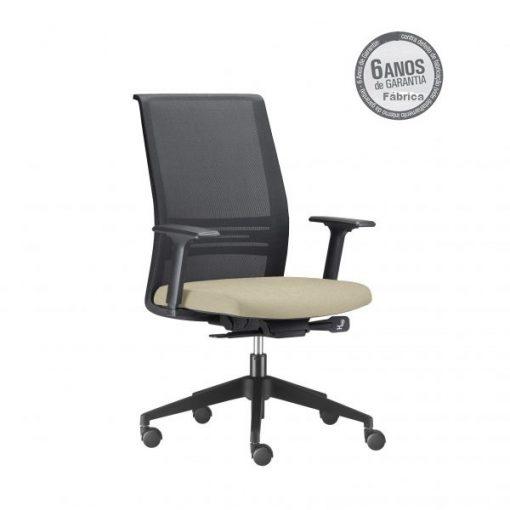 Cadeira Agile com sem apoio de cabeça 1 510x510 - Poltrona Presidente Agile
