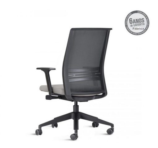 Cadeira Agile sem apoio de cabeça 1 510x475 - Poltrona Presidente Agile