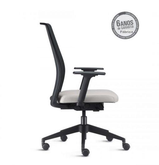 Cadeira Agile sem apoio de cabeça 510x531 - Poltrona Presidente Agile