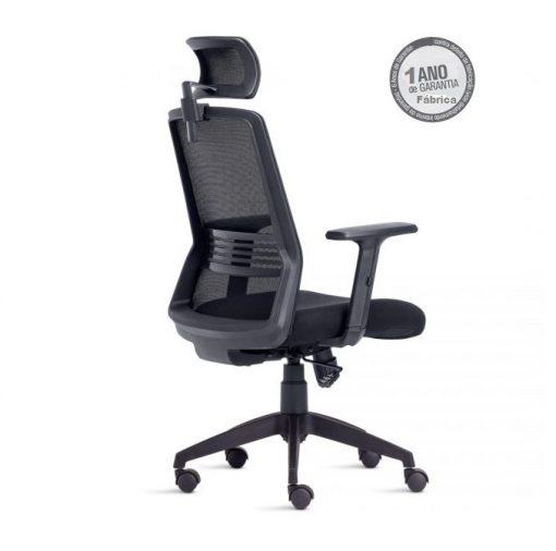 Cadeira Joy 4 510x506 - Cadeira Joy Presidente Giratória Com de Cabeça