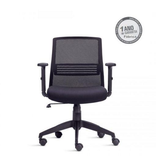 Cadeira Joy 6 510x519 - Cadeira Joy Diretor Giratória Com Apoio Lombar
