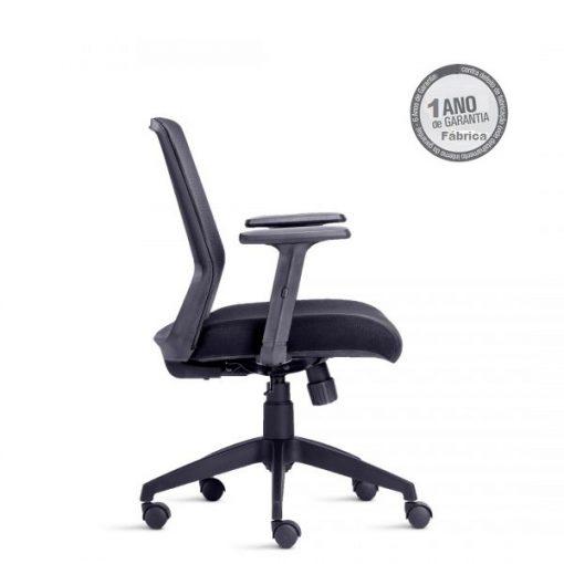 Cadeira Joy 8 510x510 - Cadeira Joy Diretor Giratória Com Apoio Lombar