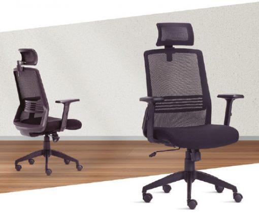 Cadeira Joy no ambiente 510x423 - Cadeira Joy Presidente Giratória Com de Cabeça