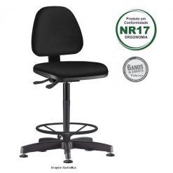 Cadeira Caixa Executiva Sky 247x247 - Cadeira Caixa Sky sem braços Executiva Ergonômica Certificada