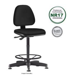 Cadeira Caixa Executiva Sky 282x300 - Norma de Ergonomia NR 17