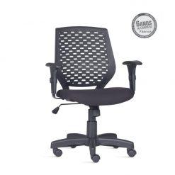 Cadeira Liss PP 247x247 - Cadeira Liss PP Giratória com braços
