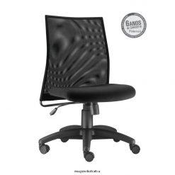 Cadeira Liss giratoria sem bracos preta 247x247 - Cadeira Diretor Liss Giratória sem braços