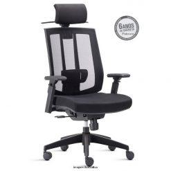 Cadeira Song com apoio de cabeca 247x247 - Cadeira Presidente Song com Apoio de Cabeça