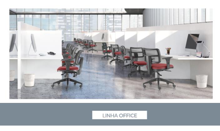 Cadeira para escritorio uso Office 1 - Catálogos