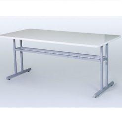 Mesa para Refeitorio sem bancos pés duplos ok 247x247 - Home