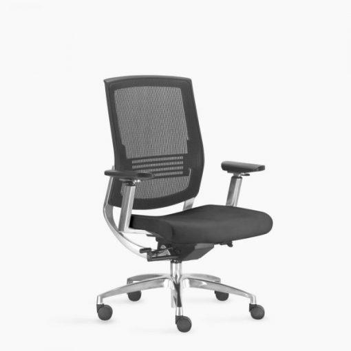 Cadeira Fit Air sem apoio de cabeça 510x510 - Poltrona Fit Air Sittz com apoio de cabeça