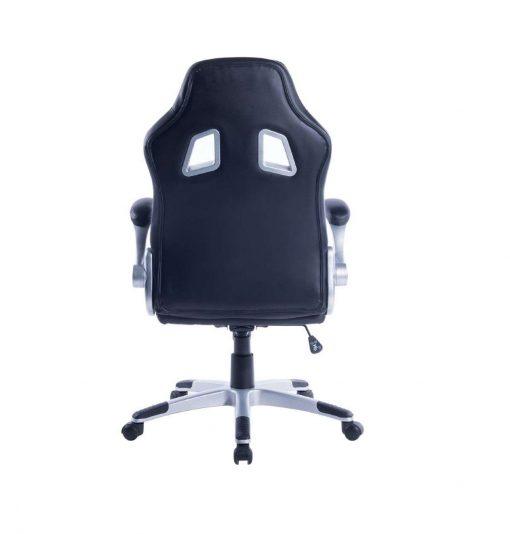 CADEIRA GAMER CS 1002 04 510x534 - Cadeira Gamer CS1005 com apoio para os pés na base
