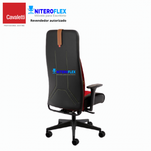 Cadeira Way Gamer Cavaletti Costas 510x510 - CAVALETTI WAY GAMER